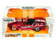 1965 Shelby Cobra 427 S/C Candy Red White Stripes Snake Bite Bigtime Muscle Series 1/24 Diecast Model Car Jada 30705