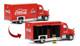 Beverage Delivery Truck Coca Cola Handcart 4 Bottle Cases 1/50 Diecast Model Motorcity Classics 450060