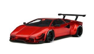 Lamborghini Khyzyl Saleem Huratach Red Limited Edition 400 pieces Worldwide 1/18 Model Car GT Spirit Kyosho KJ027
