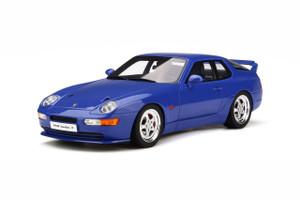 Porsche 968 Turbo S Martime Blue Limited Edition 999 pieces Worldwide 1/18 Model Car GT Spirit GT201