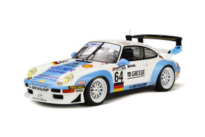 Porsche 911 GT2 #64 Franz Konrad Peter Kitchak Charles Slater 24 Hours Le Mans 1999 Konrad Motorsport Team Limited Edition 500 pieces Worldwide 1/18 Model Car GT Spirit GT753