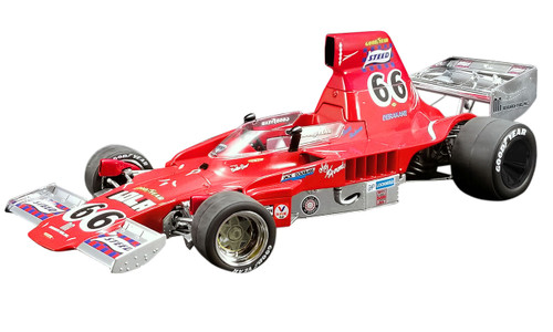 Steed T332 #66 Brian Redman 1974 F500 Champion Limited Edition 300 pieces Worldwide 1/18 Diecast Model Car ACME A1802001
