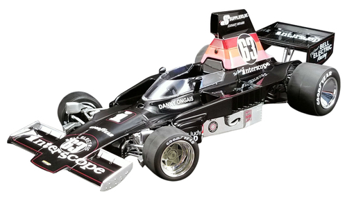 Interscope T332 #63 Danny Ongais 1975 Laguna Seca Long Beach Limited Edition 300 pieces Worldwide 1/18 Diecast Model Car ACME A1802002