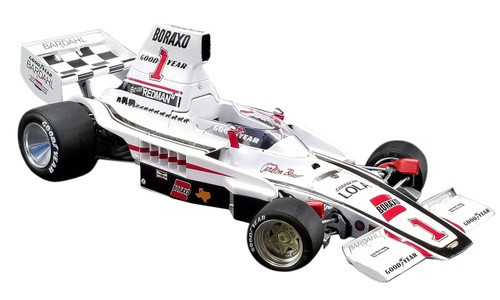 Boraxo T332 #1 Brian Redman 1975 F5000 Champion Limited Edition 300 pieces Worldwide 1/18 Diecast Model Car ACME A1802003