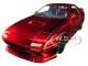 1985 Mazda RX-7 FC Red Black Wheels JDM Tuners 1/24 Diecast Model Car Jada 30941
