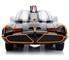 Classic TV Series Batmobile Working Lights Diecast Batman Robin Figures 80 Years Batman 1/18 Diecast Model Car Jada 98625