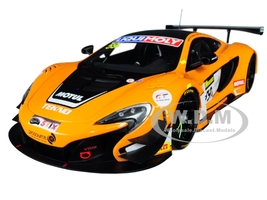 McLaren 650S GT3 #59A Van Gisbergen Parente Webb 12 Hour Bathurst 2016 1/18 Model Car Autoart 81643