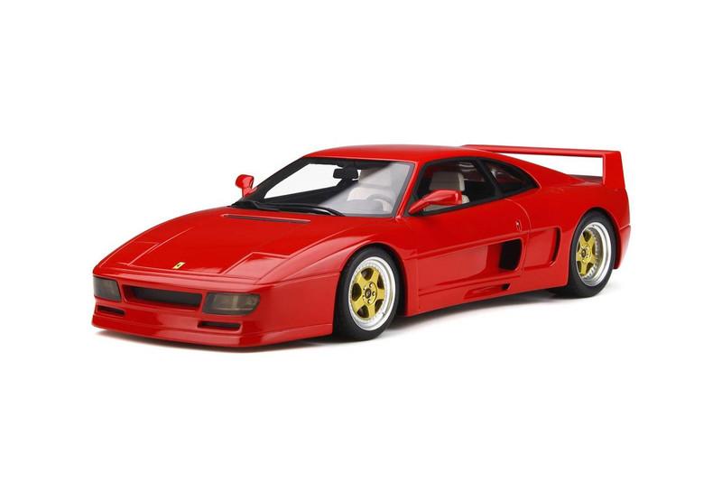 Ferrari Koenig F48 Red Limited Edition 999 pieces Worldwide 1/18 Model Car GT Spirit GT221