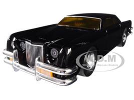 The Barris Car Black Sparkle 1/18 Diecast Model Car Autoworld AWSS120