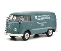 Volkswagen T1b Transporter Messerschmitt Kabinenroller Limited Edition 750 pieces Worldwide 1/18 Diecast Model Car Schuco 450028900