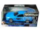 Mia's Acura Integra RHD Right Hand Drive Blue Fast Furious Movie 1/24 Diecast Model Car Jada 30739