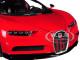Bugatti Chiron Sport 16 Red Black 1/18 Diecast Model Car Bburago 11044