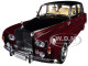 Rolls Royce Phantom VI Red Black Top 1/18 Diecast Model Car Kyosho 08905 RBK