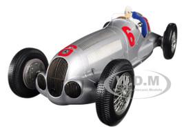 Mercedes Benz W125 Daimler-Benz AG #6 Rudolf Caracciola 2nd Place Eifelrennen Nurburgring 1937 Limited Edition 402 pieces Worldwide 1/18 Diecast Model Car Minichamps 155373106