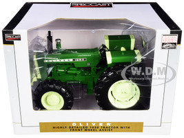 Oliver 1650 Tractor Front Wheel Assist Classic Series 1/16 Diecast Model Speccast SCT684