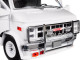 1983 GMC Vandura Custom White 1/18 Diecast Model Car Greenlight 13522