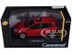 Volkswagen Golf GTI Sunroof Red 1/24 Diecast Model Car Cararama 12503