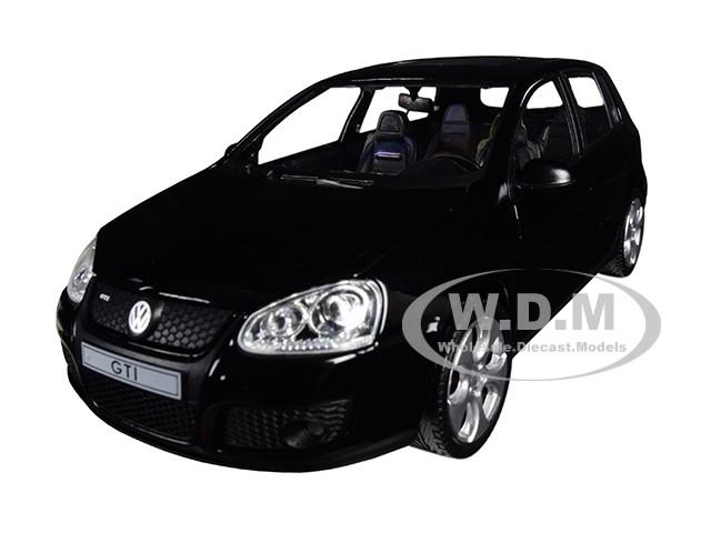 Volkswagen Golf GTI Sunroof Black 1/24 Diecast Model Car Cararama 12577