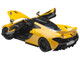 McLaren P1 Volcano Yellow 1/12 Model Car Autoart 12242