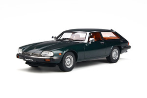 Jaguar XJS V12 Lynx Eventer Green 1/18 Model Car GT Spirit GT216