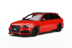 Audi ABT RS6+ Sunroof Misano Red 1/18 Model Car GT Spirit GT736