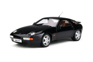 Porsche 928 GTS Black Limited Edition 999 pieces Worldwide 1/18 Model Car GT Spirit GT738