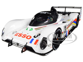 Peugeot 905 #3 Bouchut Helary Brabham Winners 24 Hours Le Mans France 1993 1/18 Diecast Model Car Norev 184773