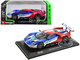 2017 Ford GT Race Car #67 Andy Priaulx Harry Tincknell Team UK 1/32 Diecast Model Car Bburago 41158