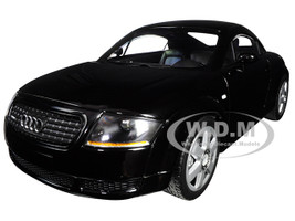 1998 Audi TT Coupe Black Limited Edition 300 pieces Worldwide 1/18 Diecast Model Car Minichamps 155017021