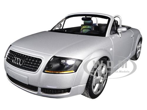 1:18 Minichamps Audi TT Coupe Silver