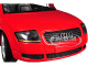 1999 Audi TT Roadster Red Limited Edition 300 pieces Worldwide 1/18 Diecast Model Car Minichamps 155017032
