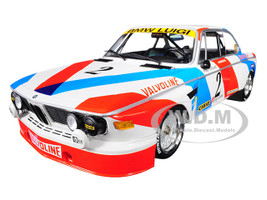 BMW 3.0 CSL #2 De Fierlant Xhenceval Winners 24 Hours SPA 1975 Luigi Racing Limited Edition 360 pieces Worldwide 1/18 Diecast Model Car Minichamps 155752602