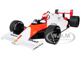 McLaren TAG MP4/2B #1 Niki Lauda 1985 1/18 Diecast Model Car Minichamps 530851801
