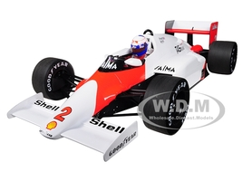 McLaren TAG MP4/2B #2 Alain Prost World Champion 1985 1/18 Diecast Model Car Minichamps 530851802