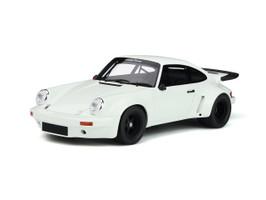 Porsche 911 3.0 RSR Grand Prix White Black Wheels Limited Edition 999 pieces Worldwide 1/18 Model Car GT Spirit GT207