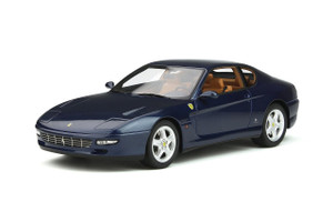 Ferrari 456 GT Swaters Blue Limited Edition 999 pieces Worldwide 1/18 Model Car GT Spirit GT239