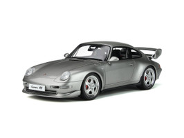 Porsche 911 Carrera RS Club Sport Arctic Silver Limited Edition 999 pieces Worldwide 1/18 Model Car GT Spirit GT739