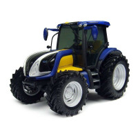 New Holland NH2 Tractor Powered by Hydrogen 1/32 Diecast Model ROS 301252