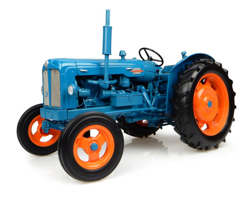 1958 Fordson Power Major Tractor 1/16 Diecast Model Universal Hobbies UH2640