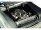 1958 Chevrolet Impala Raw Metal Blue Line Details Street Low Jada 20th Anniversary 1/24 Diecast Model Car Jada 31082