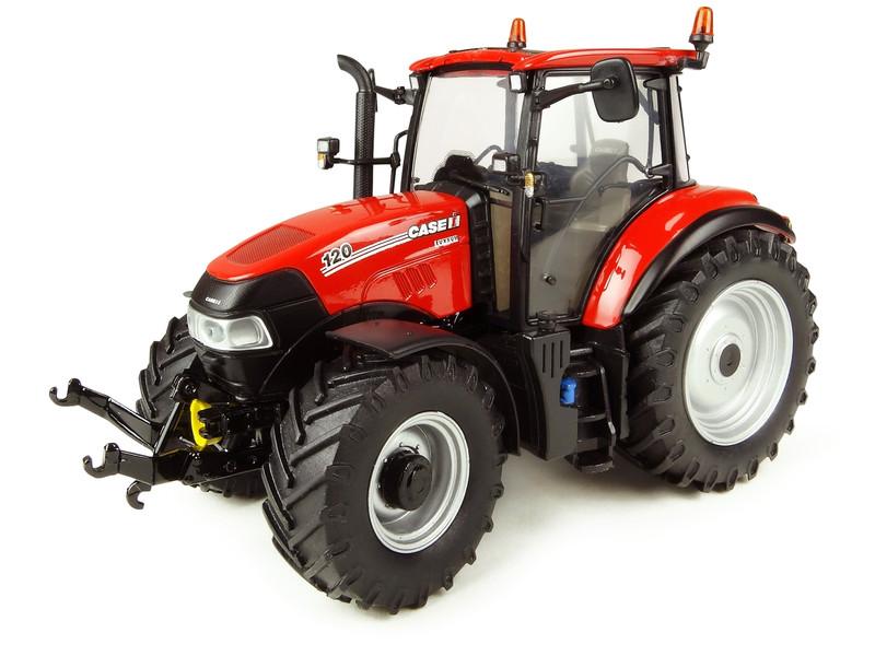 Case IH Luxxum 120 Tractor 1/32 Diecast Model Universal Hobbies UH4906