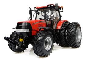 Case IH Puma CVX 240 Dual Wheels EU Version Tractor 1/32 Diecast Model Universal Hobbies UH4933