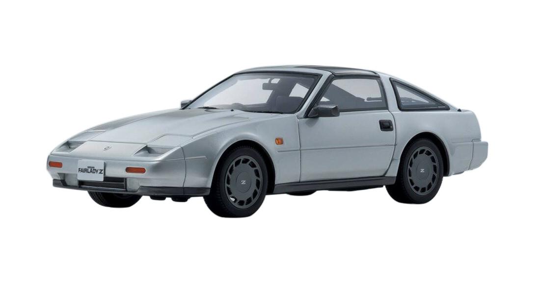 Nissan Fairlady Z >> Nissan Fairlady Z 300zr Rhd Right Hand Drive Silver 1 18 Model
