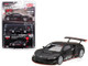 Honda NSX GT3 Presentation Matt Black Limited Edition 3600 pieces Worldwide 1/64 Diecast Model Car True Scale Miniatures MGT00025