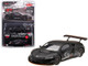 Acura NSX GT3 Matt Black Los Angeles Auto Show 2017 Limited Edition 3600 pieces Worldwide 1/64 Diecast Model Car True Scale Miniatures MGT00026