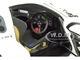 Nissan R390 GT1 Le Mans 1998 Gloss White Signature Series 1/18 Diecast Model Car Autoart 89877