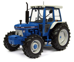Ford 6410 4WD Generation III Tractor 1/32 Diecast Model Universal Hobbies UH4248