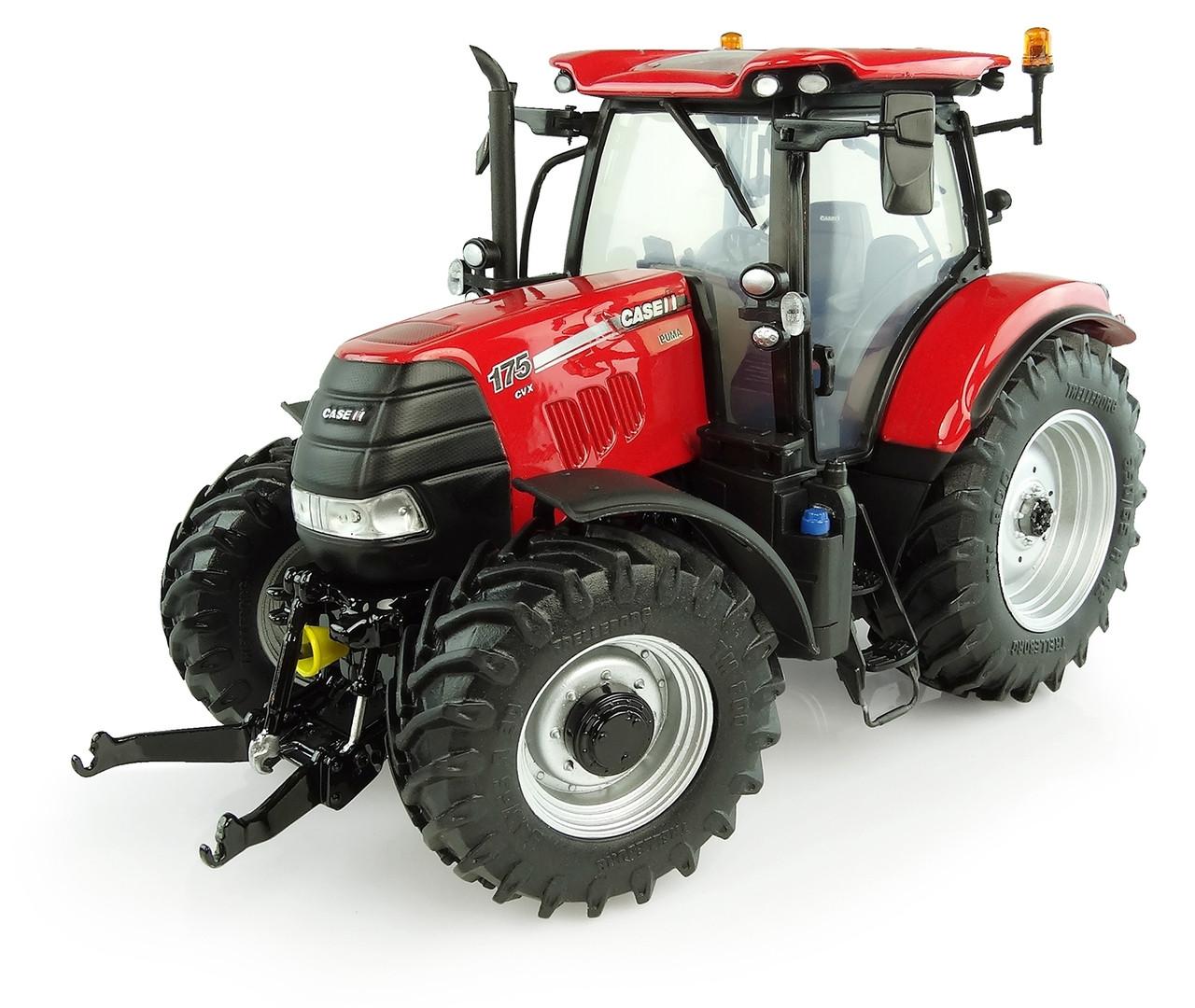 Universal Hobbies 1//32 Case IH Puma 175 CVX 2017 Tractor Model UH5261