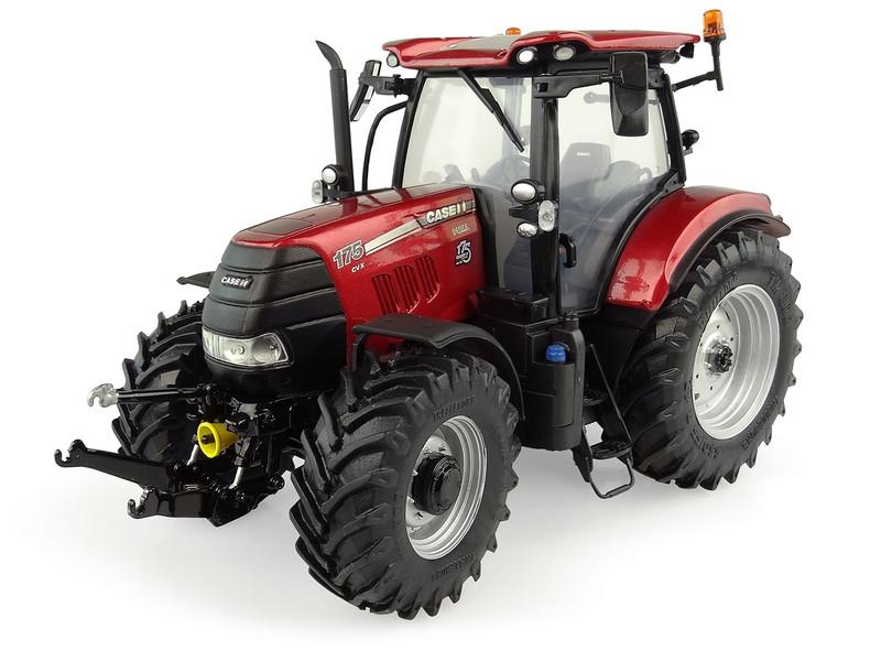 Case IH Puma 175 CVX Tractor 175th Anniversary Edition 1/32 Diecast Model Universal Hobbies UH5285