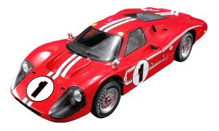 1967 Ford GT40 MKIV #1 Dan Gurney AJ Foyt Winners 24 Hours Le Mans 1967 Limited Edition 360 pieces Worldwide 1/12 Diecast Model Car GMP ACME M1201002